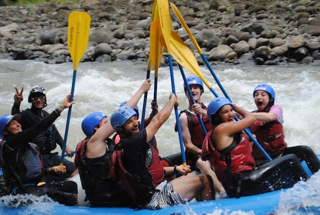 costa-rica-cultural-immersion-middle-school-trip-itinerary-whitewater-rafting