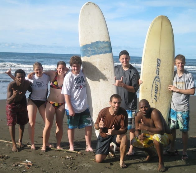 costa-rica-high-school-student-trip-surfing