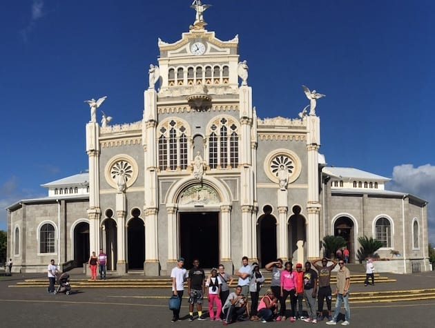 costa-rica-science-student-travel-program-basilica
