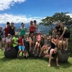 July 2017 Student Group Trip to Costa Rica