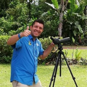 José Anibal Amad | Costa Rica Explorations Student Guide