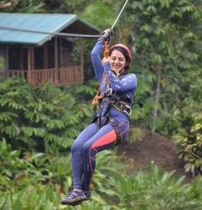 Yeimy Calvoa Rivera | Costa Rica Explorations Student Guide